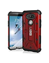 UAG LG G5 Feather-light Composite [MAGMA] Military Drop Tested Phone Case