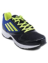 Adidas Adimus Black Green Men Sports Shoes AF3009