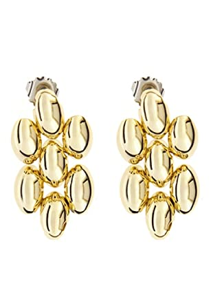 Luxenter Pendientes Matunda Gold Steel