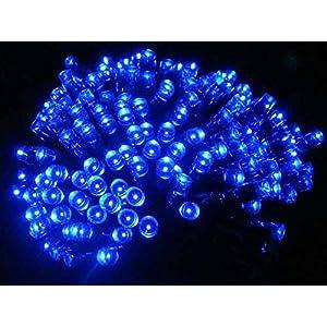 Diwali Light | Blue LED Light | 48 Bulbs | 14.5 Feet / 4.5 Meters Long | For Home Decoration