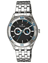 Titan Octane, Watch, 9324SM08, Men's