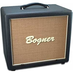Bogner 1×12 CUBE Cabinet Closed Back Dual Ported