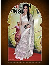 Bollywood Replica Lehenga Saree Sridevi Designer Lehenga Saree: NFS1163
