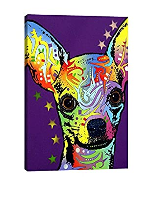 Dean Russo Chihuahua Ll Gallery Wrapped Canvas Print