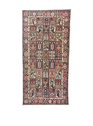 Eden Teppich   M.Bakhtiari 155X306 mehrfarbig