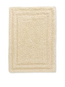 Terrisol Reversible Cotton Bath Rug (Butter)