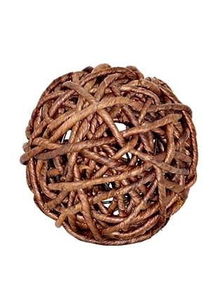 Pomeroy Woven Decorative Sphere, Small