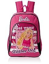 Barbie Pink Children's Backpack (EI-MAT0054)