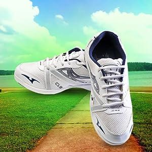 Columbus Men's Footwear Jogger-White