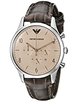 Emporio Armani Analog Silver Dial Men's Watch - AR1878