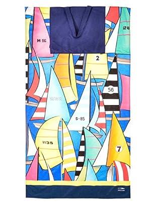 Spaziale Splendy Telo Mare Stampato Fantasia 180 x 100 cm
