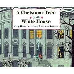 A Christmas Tree in the White House
