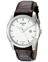 Tissot Analog White Dial Men's Watch - T0354101603100