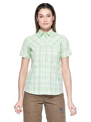 Salewa Camisa Sira Dry Am W (Verde)