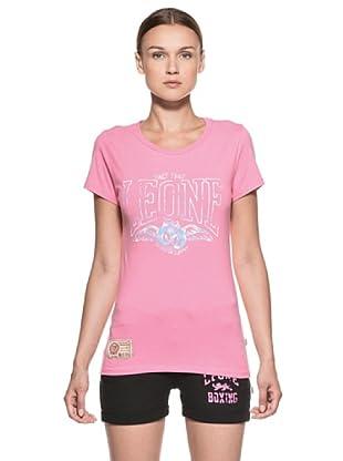 Leone 1947 Camiseta Gym (Rosa)