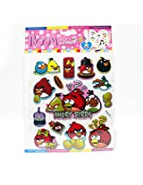 MBGiftsGalore Angry Bird Sticker Small