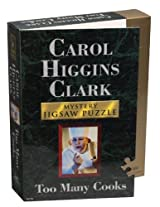 Author Classic Mystery Jigsaw Puzzle - Carol Higgins Clark