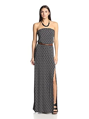 TART Women's Bristol Maxi Dress (Basket Weave)
