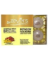 Zever's instant glow kit(bridal kit) 200 gms