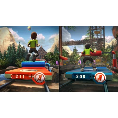 Xbox 360 Kinect センサー