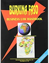 Burkina Faso Business Law Handbook