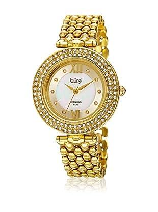 Bürgi Reloj con movimiento cuarzo suizo Woman 36 mm