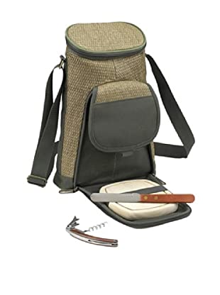 Picnic at Ascot Eco Travel Cooler With Cheese Set