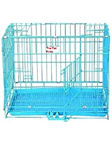 Steel Wire Cage Blue (Blue)