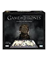 4D Cityscape Game of Thrones A Guide to Westeros Time Puzzle