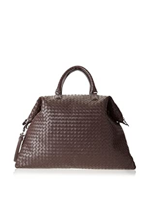 Bottega Veneta Women's Convertible Tote, Brown