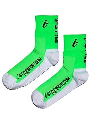 Jollywear Calcetines Estiva iStyle (Verde)