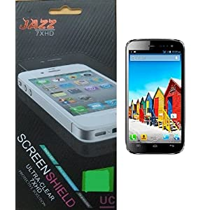 Jazz Screen Protector for Micromax Superfone Canvas 2 HD A116