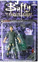 Buffy The Vampire Slayer Previews Exclusive Military Xander Nicholas Brendon 6 Action Figure (2000 Clayburn Moore)
