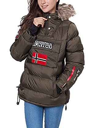 Geographical Norway Abrigo Contesse