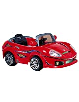 Delia Baby Dream Car, Red