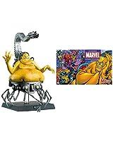 X-Men Mojo Collector Magazine with Figure