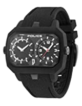 Police Analog Black Dial Men's Watch - PL13076JPB/02