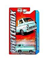 1966 DODGE A100 PICKUP * MBX ADVENTURE CITY * 60th Anniversary Matchbox 2013 Basic Die-Cast Vehicle