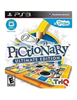 NLA: Udraw Pictionary - Ultimate Dedition (PS3)