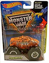 Hot Wheels Monster Jam Prowler #24 Battle Slammer