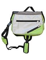 Alcott Explorer Adventure Backpack, Medium, Green