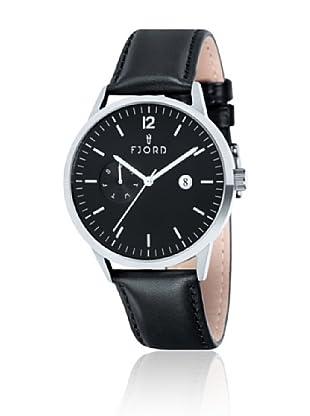 Fjord Reloj Anders Negro
