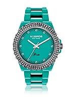 K&Bros  Reloj 9552 (Turquesa)