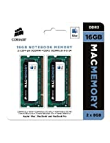 Corsair CMSA16GX3M2A1333C9 16GB Dual Channel Memory Kit