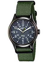 Timex Expedition Scout Analog Black Dial Men's Watch - TW4B047006S