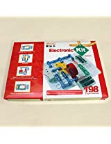 Educational Electronics Kit Snap Circuits from DBOLO (Model 198)