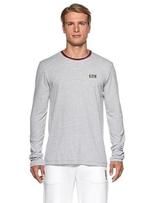 Datch Gym Camiseta Mabono (Gris Jaspeado)