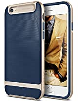 iPhone 6S case, Caseology [Wavelength Series] [Navy Blue] Textured Pattern Grip Cover [Shock Proof] for Apple iPhone 6S (2015) & iPhone 6 (2014)