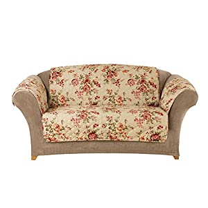 Sure Fit Furniture Friend Loveseat Slipcover, Lexington Floral By Surefit