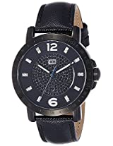 Tommy Hilfiger Analog Black Dial Women's Watch - TH1781624J